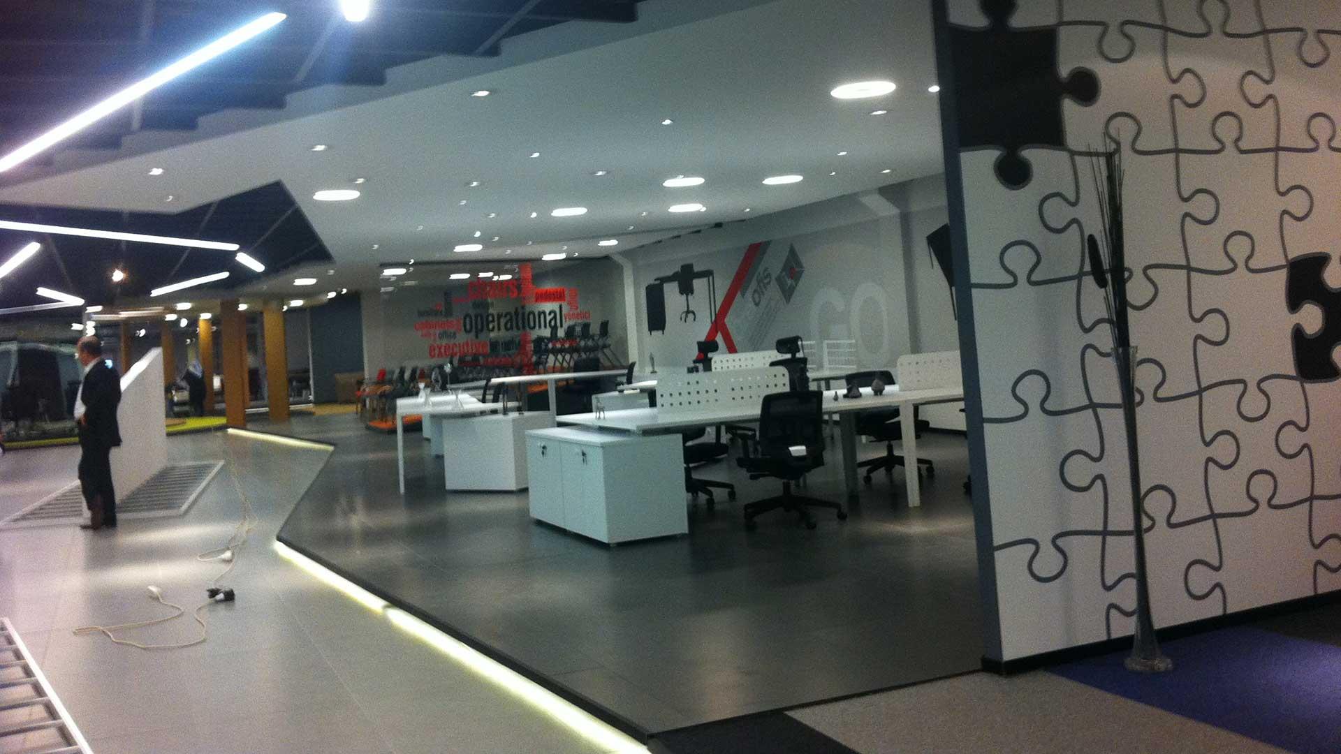 Konya Showroom